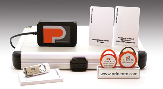 Pridento RFID Reader Analyseset