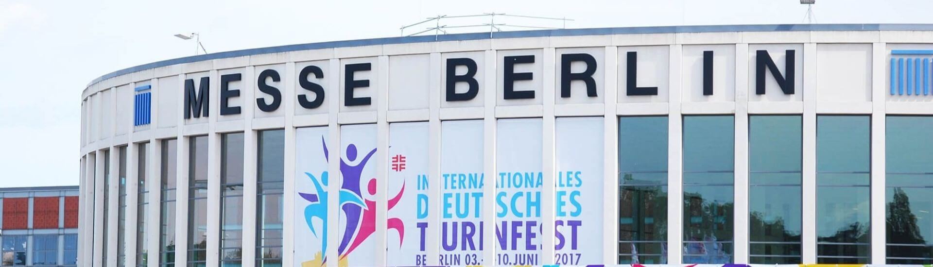 Turnfest Berlin Messe