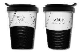 Coffee2Go Becher Arup