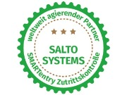 Button Salto Systems